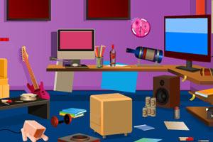 逃离杂乱房间小游戏图片