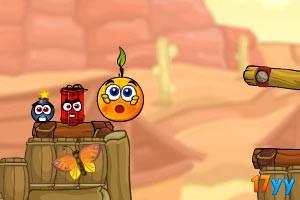 保护橙子之西部冒险无敌版