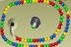 彩色理石泡泡龙