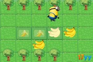 小黄人推香蕉