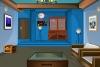 天蓝色的房间逃脱