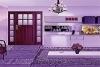 紫色宽敞客厅逃脱