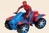 蜘蛛侠骑越野车