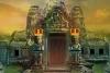 逃离亚洲寺庙
