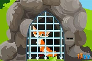 救援可怜的狐狸