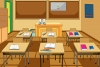 逃离无人的教室