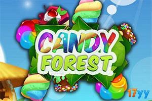 糖果森林无敌版