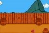 沙漠洞穴人救援