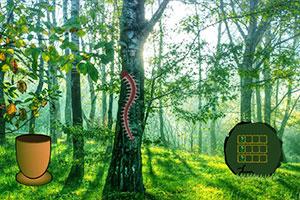 蜈蚣森林逃�