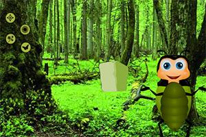 逃离甲虫森林