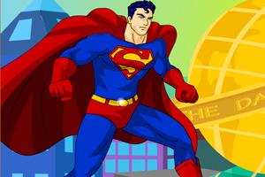 超人大变身