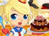 莎莉与生日蛋糕
