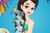 美人鱼公主做护理