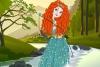 勇敢的Merida公主