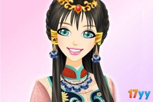 中国古代发型
