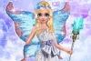 公主艾莎的天使秀