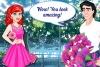 迪士尼公主的甜蜜假期