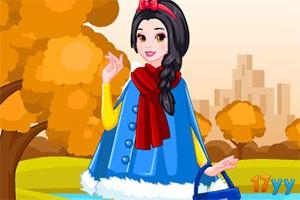 白雪公主可爱装扮