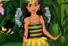 莫阿娜在蜜蜂森
